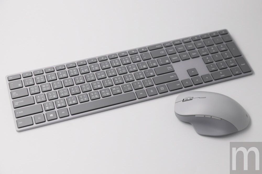 是動手玩/微軟Surface精準滑鼠、指紋辨識時尚鍵盤這篇文章的首圖