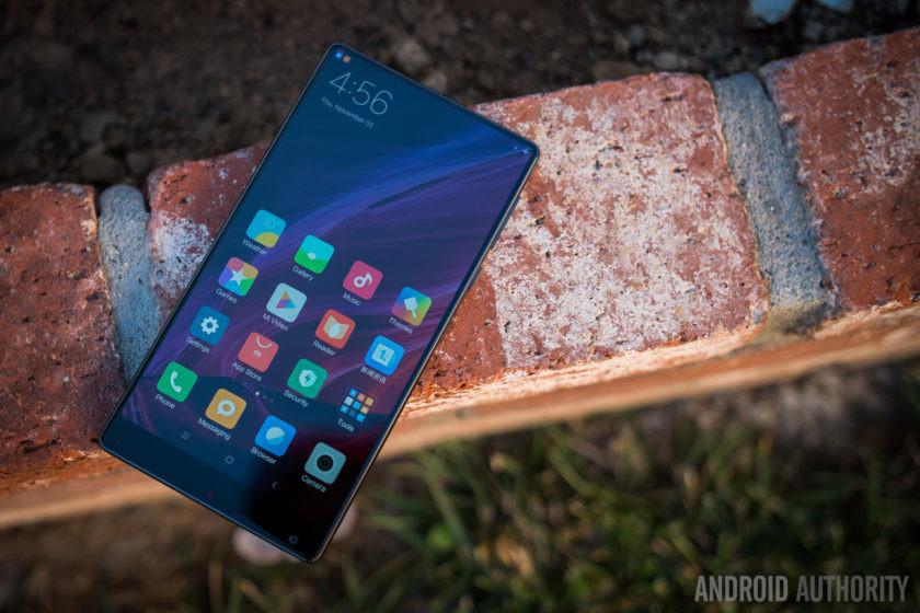 是走出國門!小米確定小米MIX手機將進入更多中國以外的市場!這篇文章的首圖