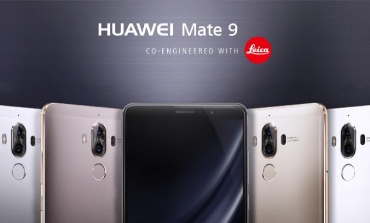 是曜石黑Huawei Mate 9要來馬了!Huawei高層宣布:黑色版Mate 9下星期登陸大馬、限量發售!這篇文章的首圖