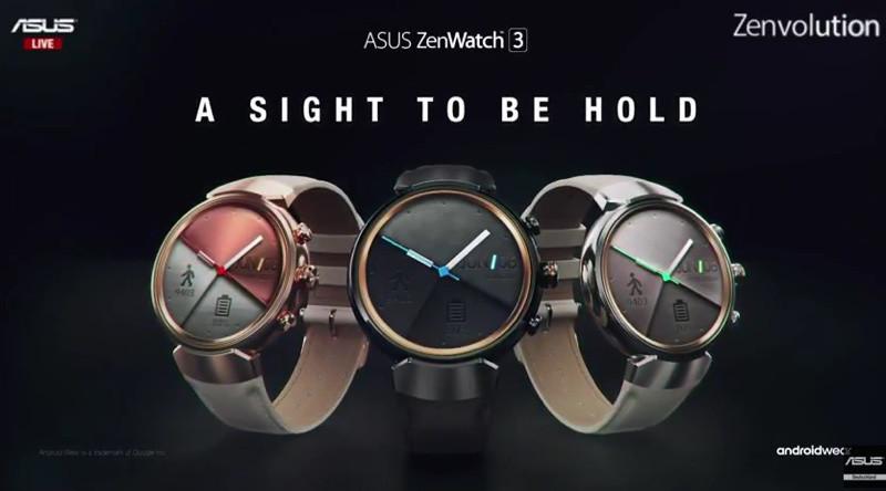 是ZenWatch 3揭曉 首款採用三組自訂按鍵的Android Wear 2.0智慧錶這篇文章的首圖