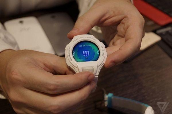 是Alcatel推出三防智能手錶Go Watch!咦,怎麼那麼像G-Shock?!這篇文章的首圖
