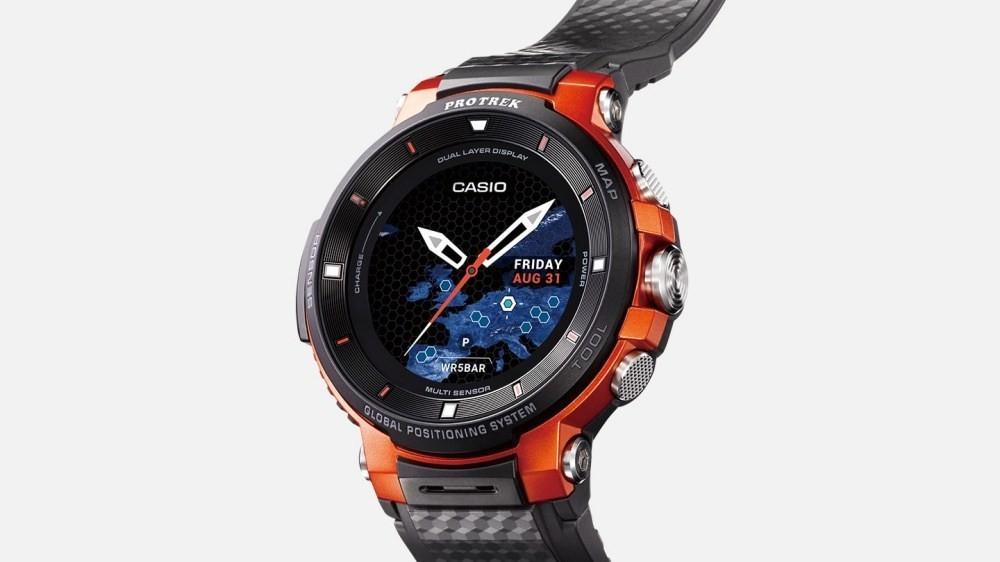 是CASIO新款Pro Trek運動智慧錶 再次率先採用新版Wear OS的第2張圖