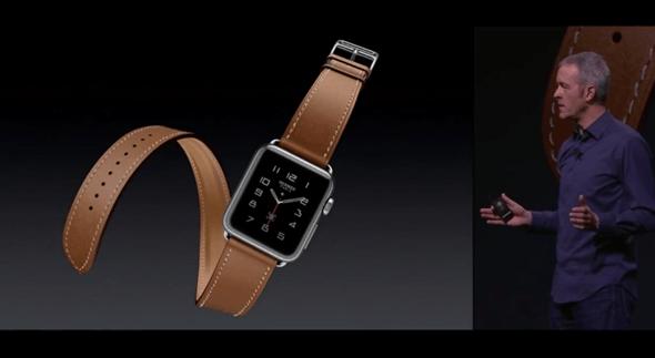 是新色彩:Apple Watch 新推出金色與玫瑰金款這篇文章的首圖