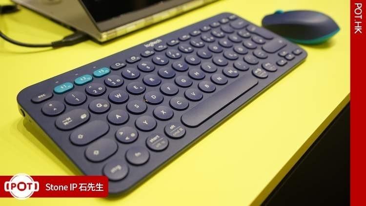 是Logitech K380 體驗心得,好手感的低價藍牙鍵盤與滑鼠這篇文章的首圖