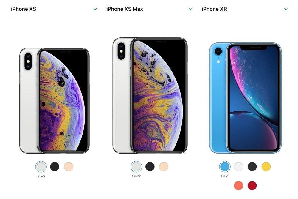 是比一比/新款iPhone Xr、Xs與Xs Max有什麼不同?這篇文章的首圖