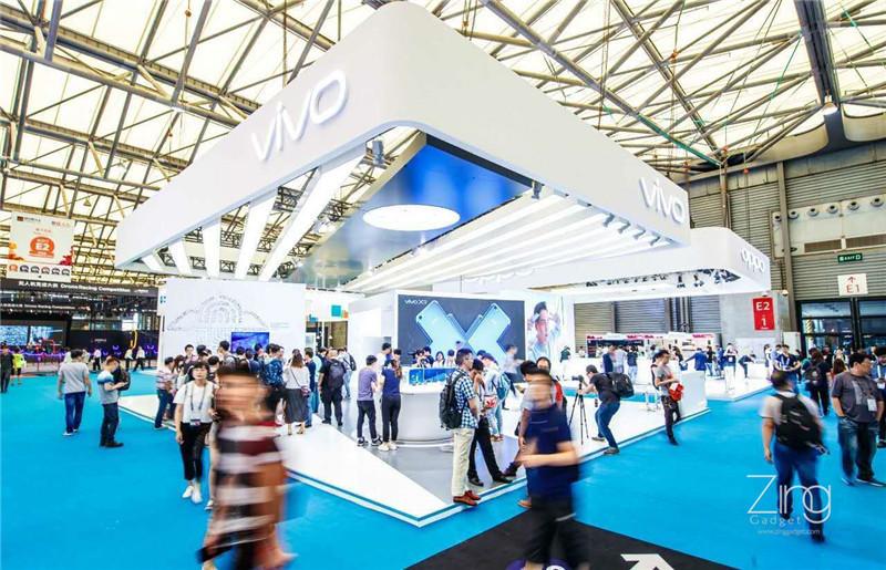 是全球第一個!vivo在MWC上海正式推介Under Display屏下指紋識別:實現真正意義的全面屏!這篇文章的首圖