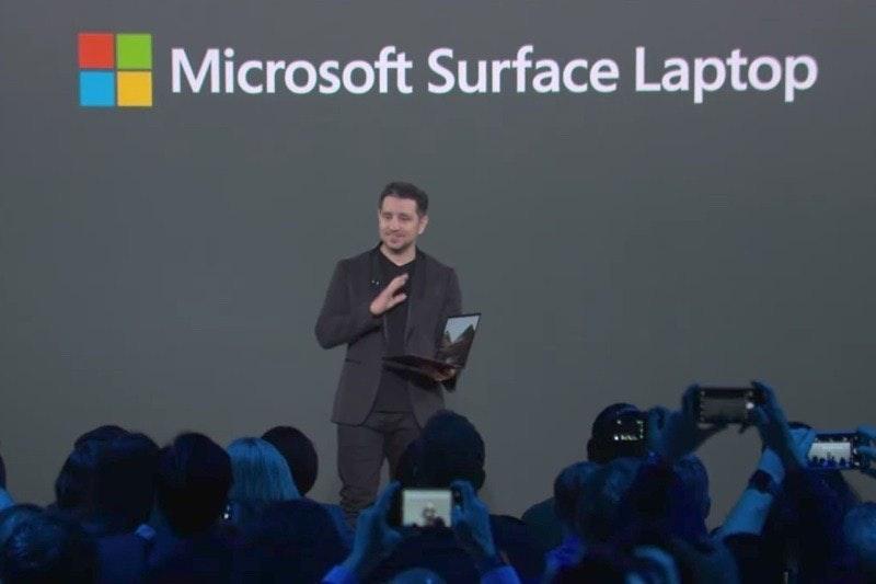 是導入Intel Core i處理器 Surface Laptop成為微軟首款正統筆電產品這篇文章的首圖