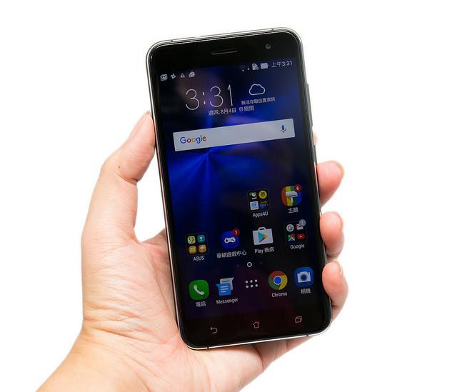 是依舊超值、加上美型與更棒相機、適合每一個人的 ASUS ZenFone 3 智慧手機!(1) 開箱動手測試這篇文章的首圖
