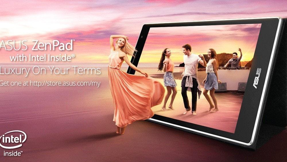 是Asus ZenPad 7系列 于Asus網路商城正式開賣!!這篇文章的首圖