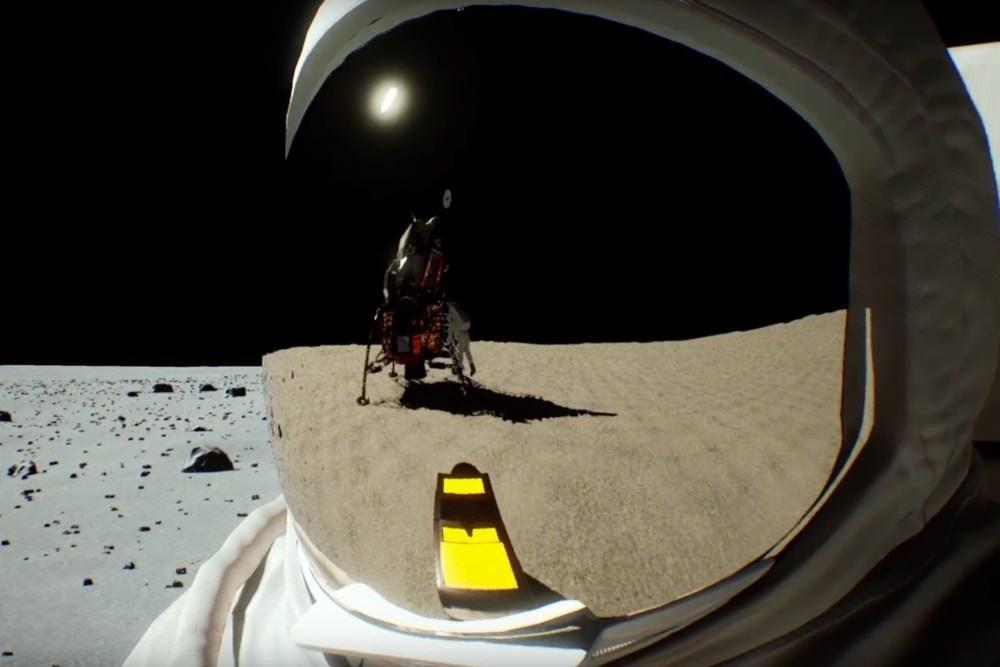 是NVIDIA藉即時光影追跡技術驗證阿波羅11登月計畫歷史真偽這篇文章的首圖