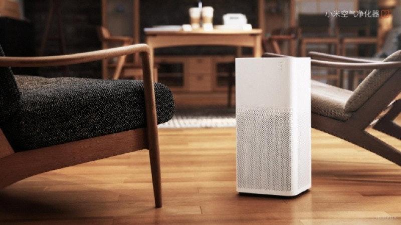是小米空氣淨化器2 體積更小、價格更低這篇文章的首圖