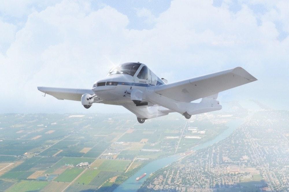 是Walmart投資飛行汽車 最快2019年進入市場銷售這篇文章的首圖