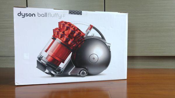 [開箱] 雙層氣旋旗艦吸塵器 Dyson Ball Fluffy+ CY24