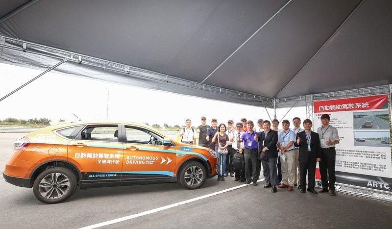 是車輛研究測試中心展示成果 期望台灣自製自動駕駛車早日誕生這篇文章的首圖