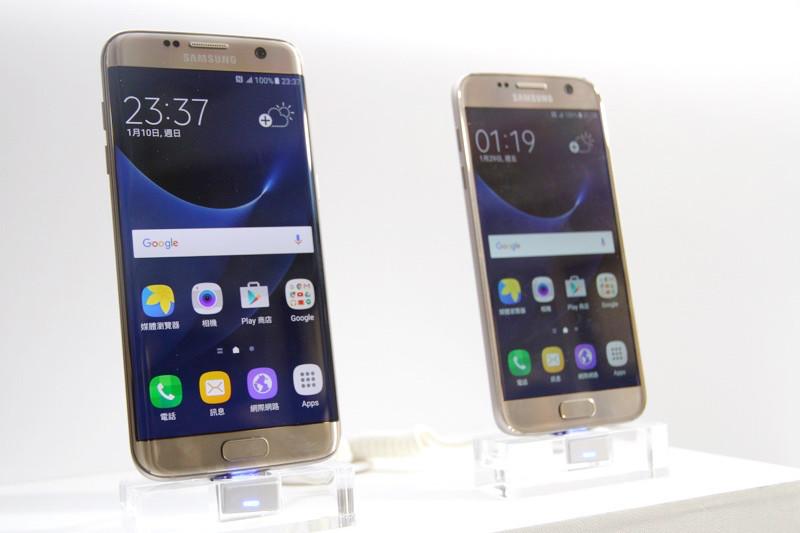 是Galaxy S7系列登台 3/5與畢書盡一同體驗這篇文章的首圖