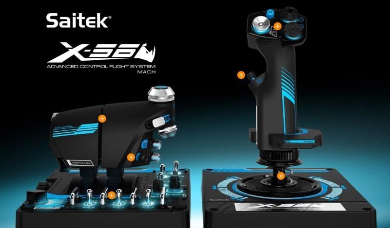 是羅技收購模擬硬體設備品牌Saitek 打造更好遊戲體驗這篇文章的首圖