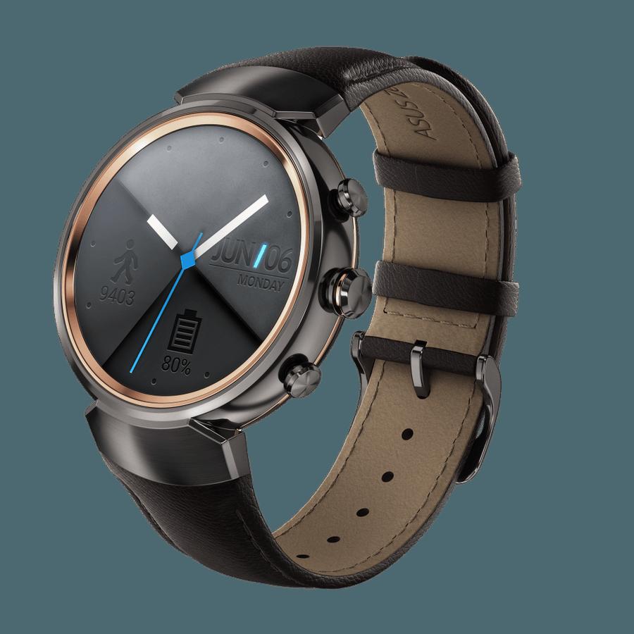 是IFA 2016 ASUS首款圓形智慧錶ZenWatch 3耀眼登場!這篇文章的首圖