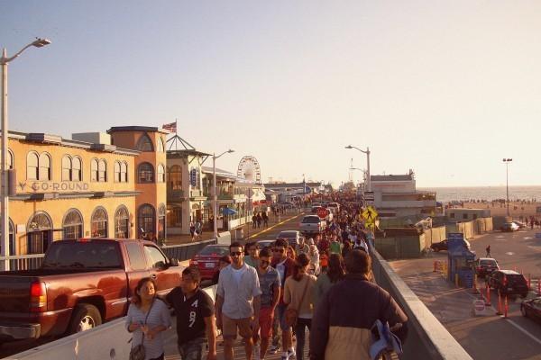 是【蛋糕の生活】Santa Monica Pier 小記這篇文章的首圖