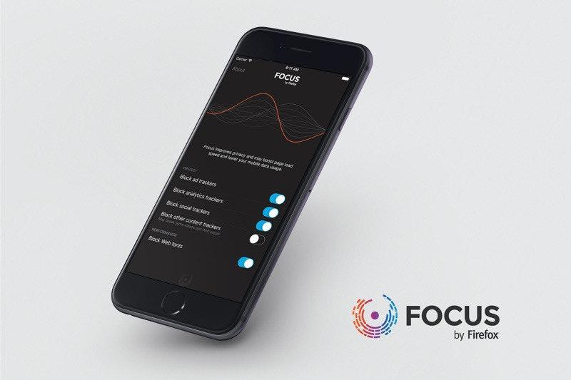 是Mozilla新App 確保iPhone瀏覽隱私這篇文章的首圖