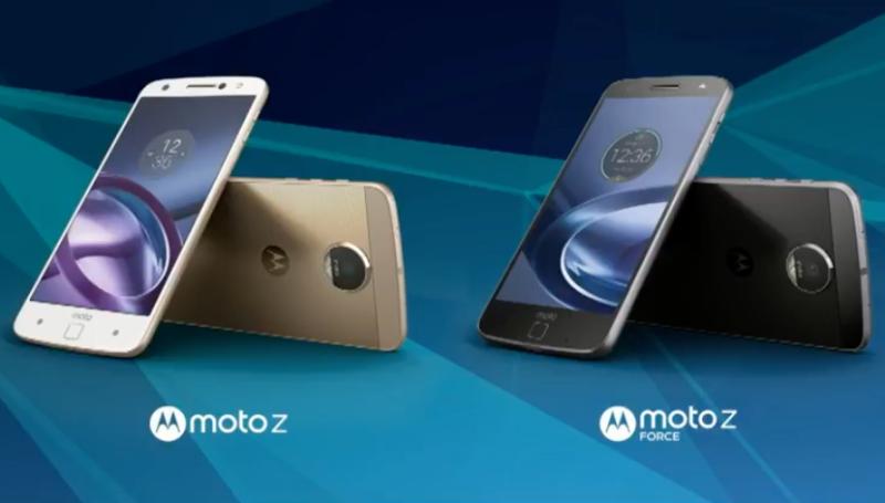 是聯想揭曉模組化手機Moto Z、Z Force這篇文章的首圖