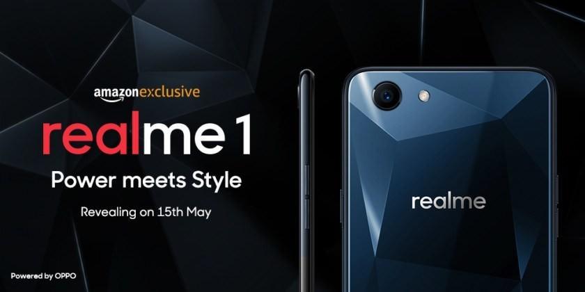 是OPPO在印度啟用Realme子品牌 推出首款手機產品Realme 1這篇文章的首圖
