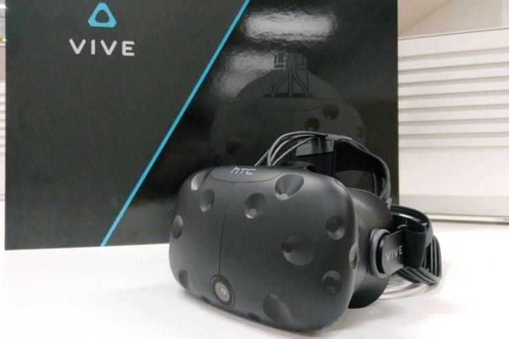 是HTC VIVE將推日本限定嚴選組合 將在東京電玩展揭曉更多合作遊戲這篇文章的首圖