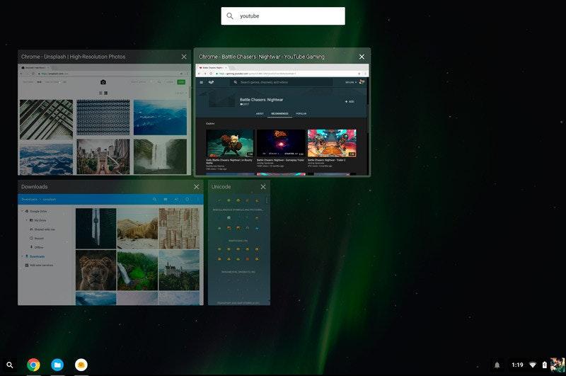 是Chromebook 切換視窗改用 Material Design,並加入搜尋功能這篇文章的首圖
