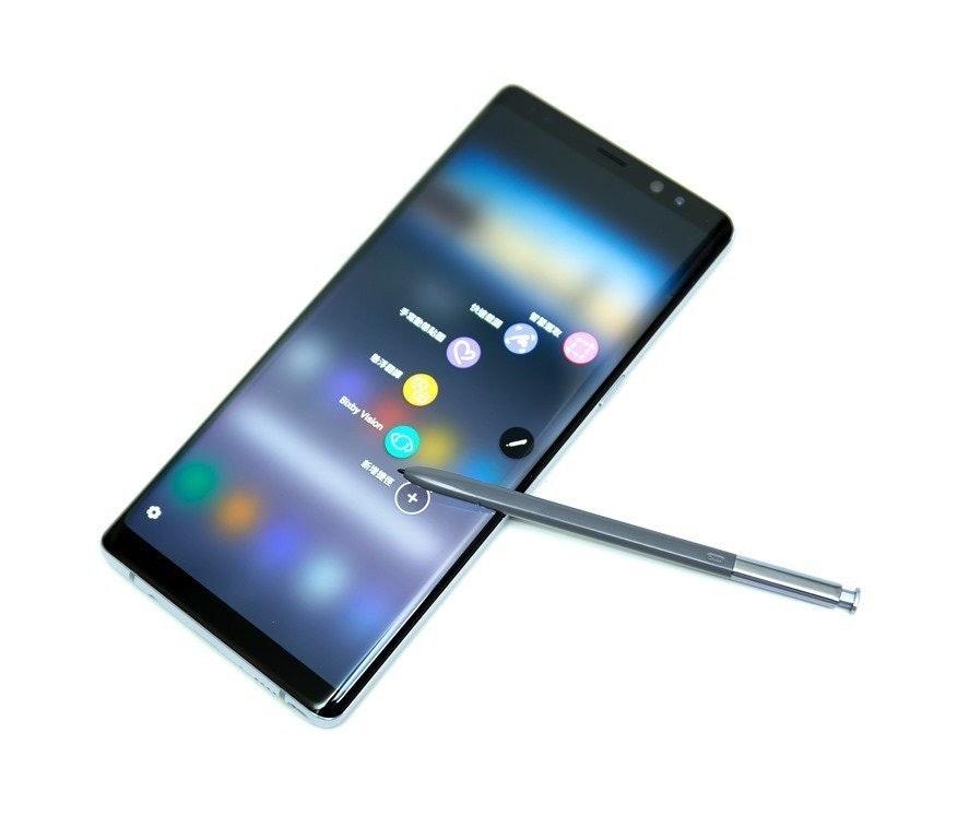 是點滿能力的 Samsung Galaxy Note 8 回來了!三星雙鏡頭大螢幕旗艦的第2張圖
