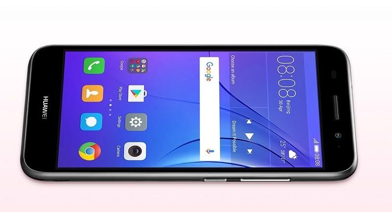 是超級入門級新機,Huawei國際官網靜悄悄發布Y3 2017:MT6737M/6580M+1GB RAM!這篇文章的首圖