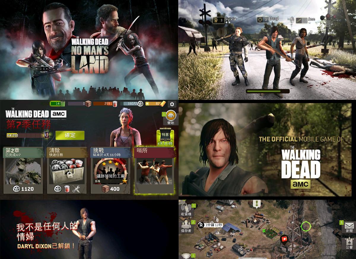 是《The Walking Dead:No Man's Land》拜託,Daryl你一定要活下去∼這篇文章的首圖