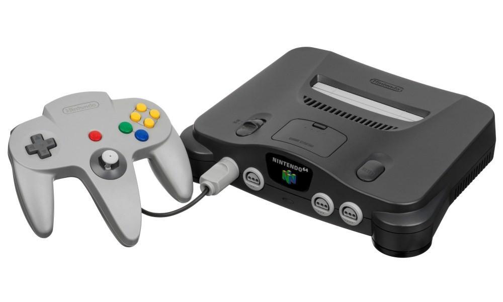 是任天堂新專利顯示復刻款迷你Nintendo 64即將來到?這篇文章的首圖