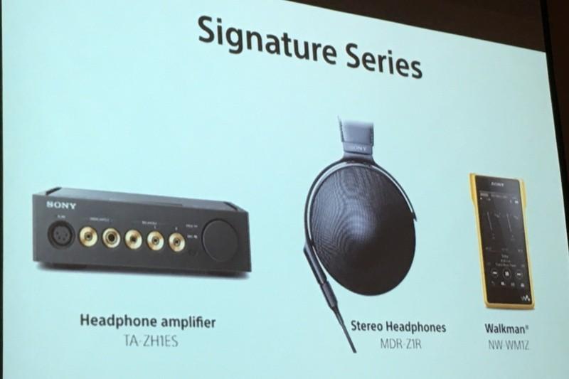 是Sony揭曉One Signature系列新品 涵蓋Walkman、耳機與耳擴系列這篇文章的首圖
