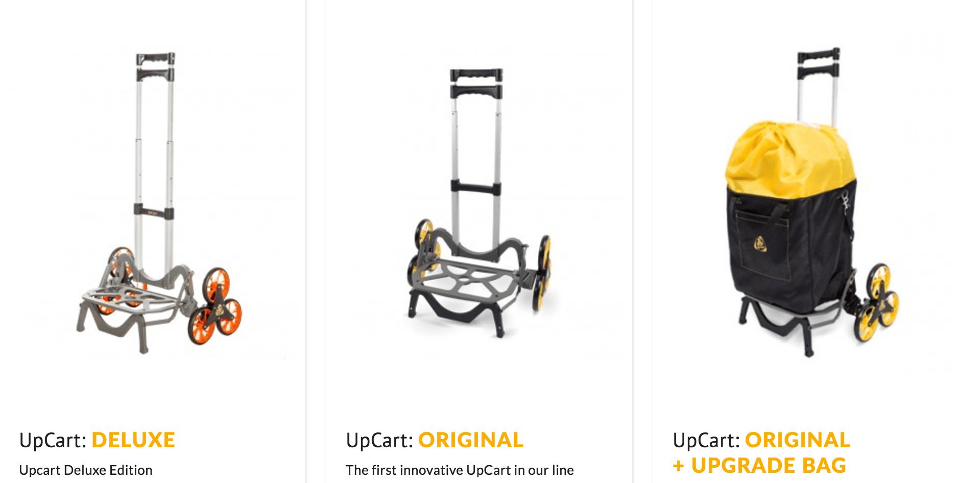 是Upcart 克服高低差  上下樓梯搬運無負擔這篇文章的首圖