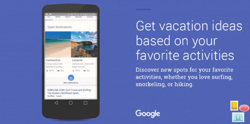 是Google新功能 用手機直接安排旅行計畫這篇文章的首圖