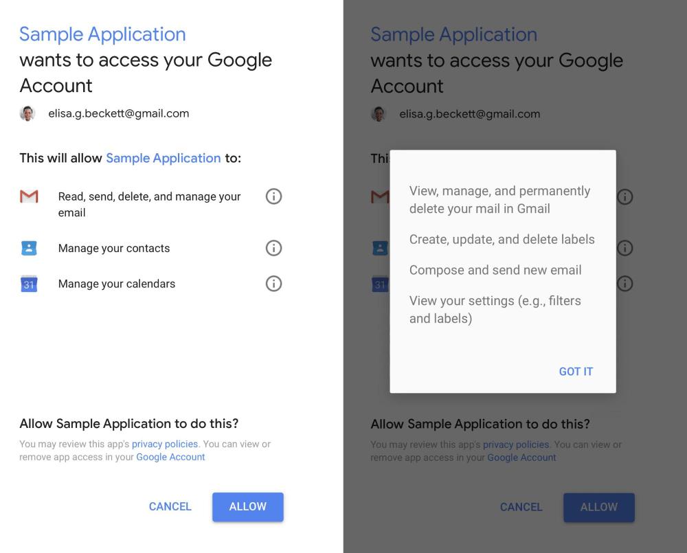 是第三方服務可取用Gmail信件內容 Google回應:必須取得用戶授權且符合合理使用這篇文章的首圖