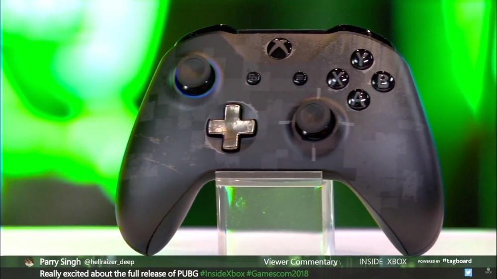 是微軟推出《絕地求生》款無線控制器、《戰地風雲V》及《異塵餘生76》Xbox主機同捆組這篇文章的首圖