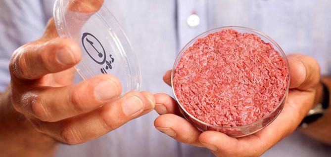 是實驗室「人造肉」的崛起!這篇文章的首圖