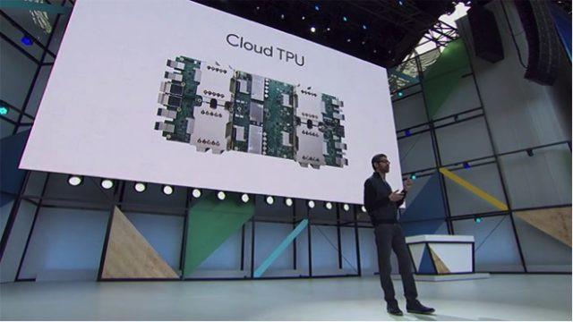 是Google 公佈第二代Cloud TPU處理器:180萬億次浮點運算能力這篇文章的首圖