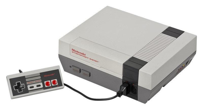 是許多老玩家記憶 美版任天堂迎接30週年這篇文章的首圖