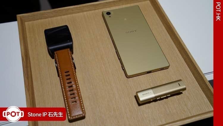 是Sony 的配色方案,金色配棕色這篇文章的首圖