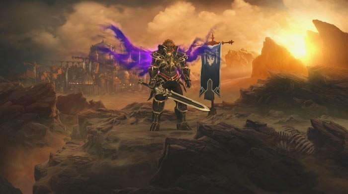 是報導指稱《暗黑破壞神3》將於年底前登上Nintendo Switch這篇文章的首圖