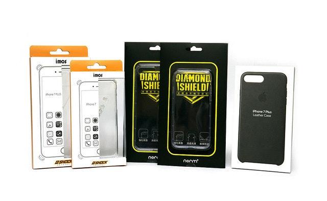 是[配件] iPhone 7 怕摔壞?!耐摔保護殼金剛盾 / iMos 兩款入手分享,便宜又抗摔!這篇文章的首圖