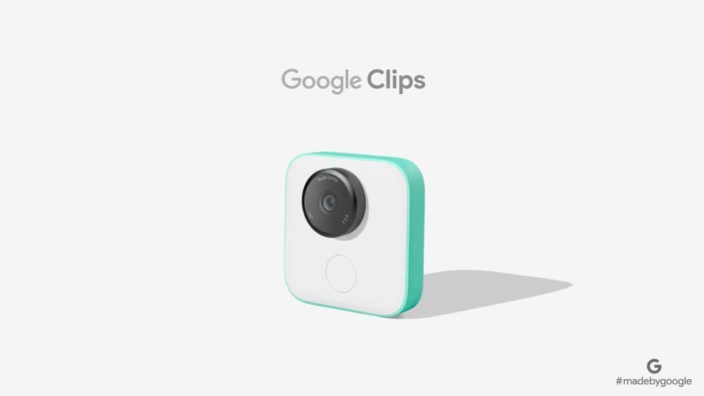 是Google也加入隨身相機市場競爭 Google Clips可記錄生活大小事這篇文章的首圖