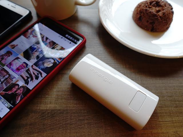 是真正USB-C快充行動電源 Innergie PocketCell USB-C 6000這篇文章的首圖