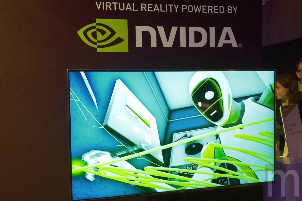 是藉AI技術更有效率模擬真實場景後,NVIDIA將能以GPU推動更大影像革命這篇文章的首圖