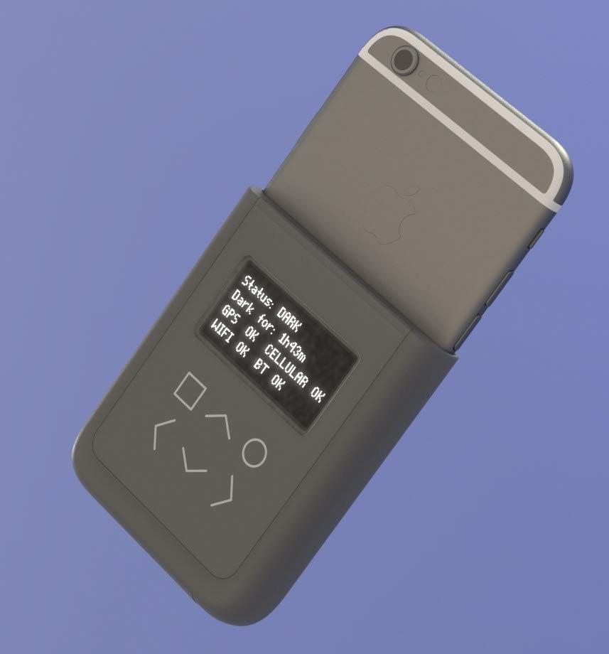 是踢爆稜鏡計畫 前美國安局職員打造iPhone反監視配件這篇文章的首圖