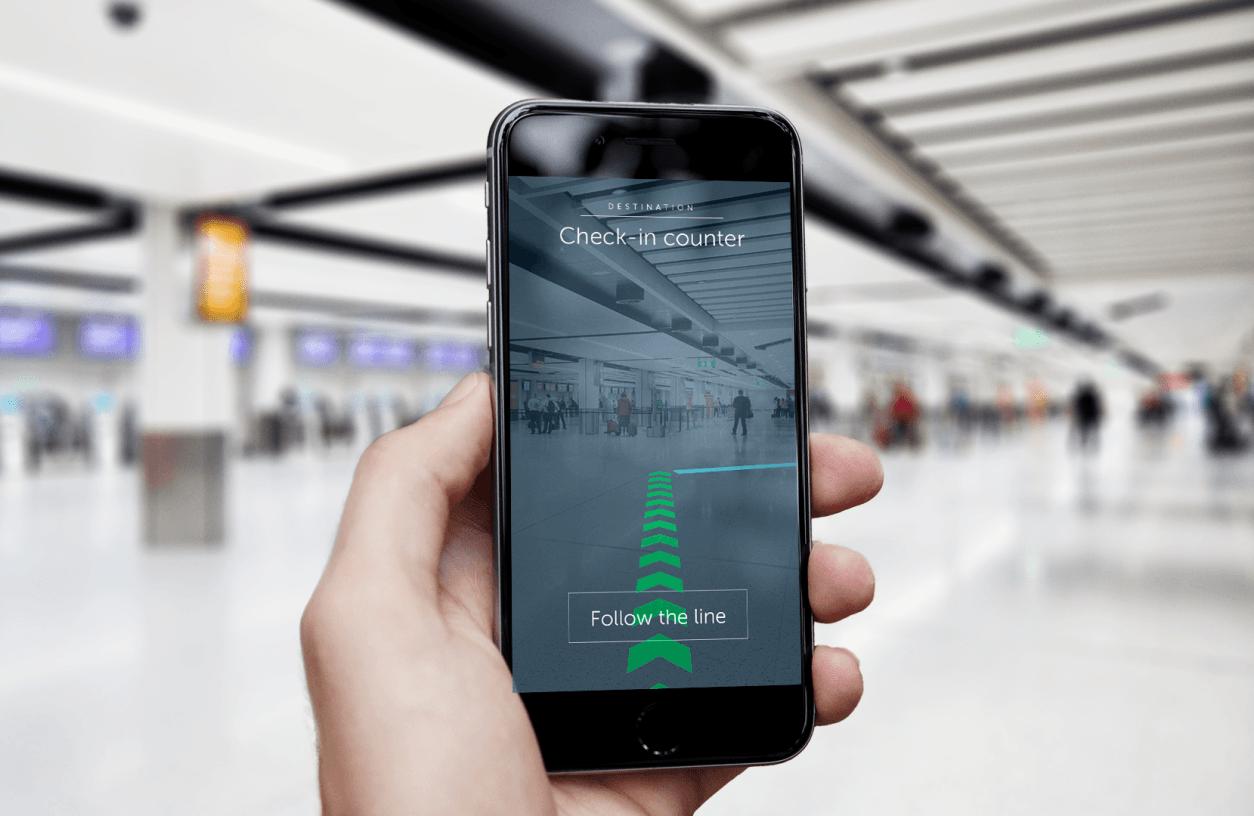 是沒GPS也成  英國第二大機場引導旅客不迷路這篇文章的首圖