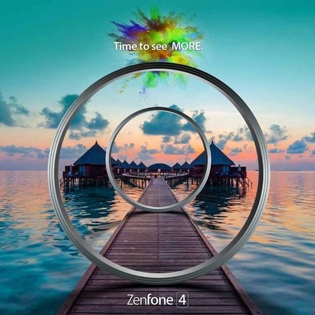 是華碩釋出ZenFone 4系列機種預告 透露搭載雙主鏡頭設計這篇文章的首圖