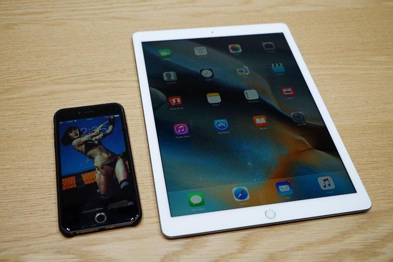 是iPad Pro傳11/11上市銷售 台灣將跟進這篇文章的首圖