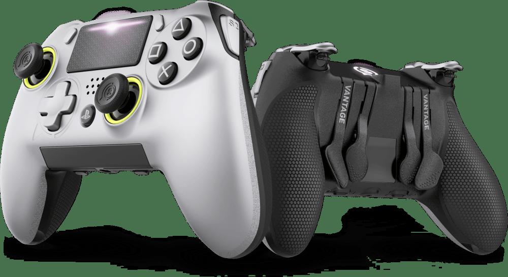是Sony再與Scuf打造可高度客製化操作指令、外觀的PS4進階手把控制器這篇文章的首圖